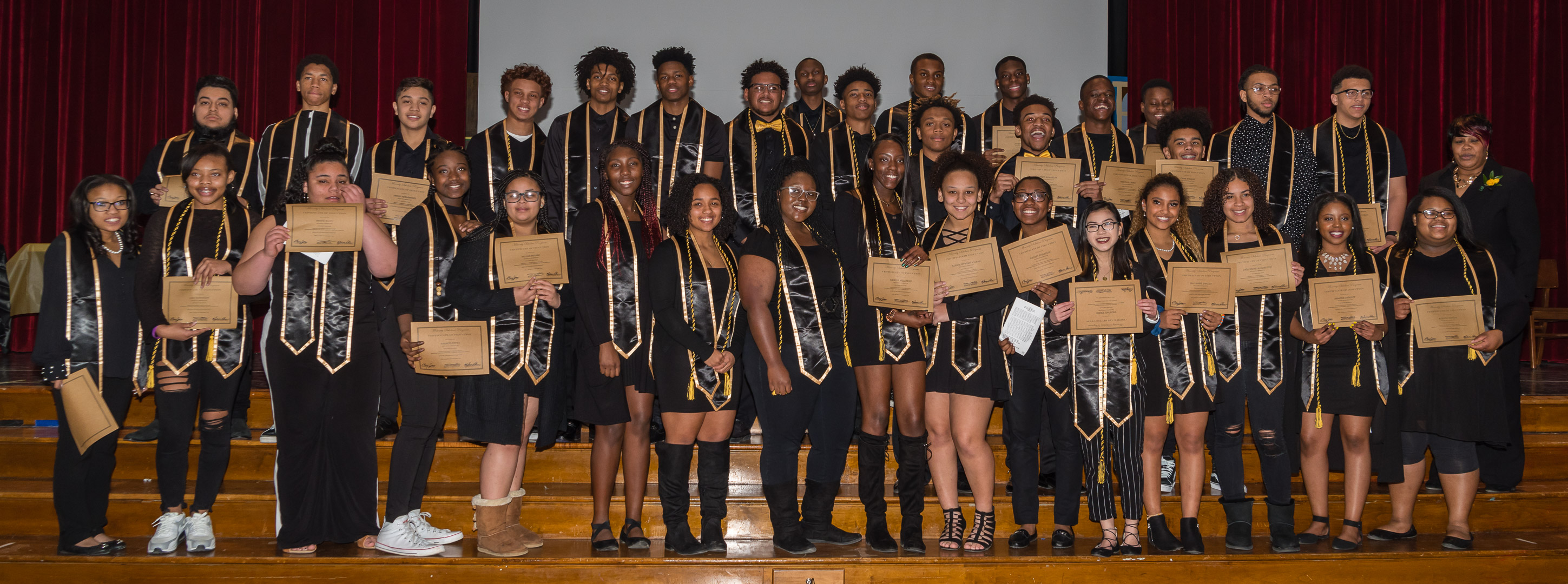 Kent County High Minority Scholars